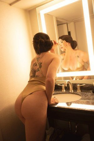 Marie-jeanne outcall escort in Bellevue